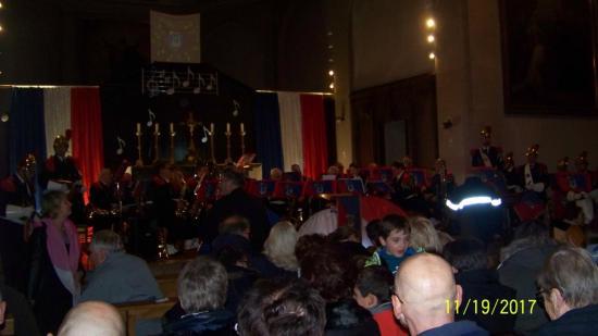 Concert Sainte Barbe