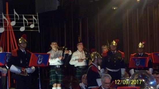 Concert Ste Barbe - Wintzenheim
