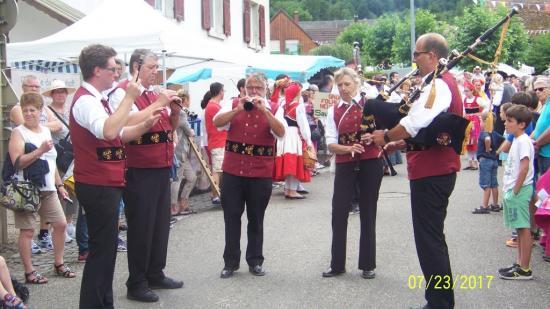 23-07-2017 Fête paysanne de Griesbach au Val