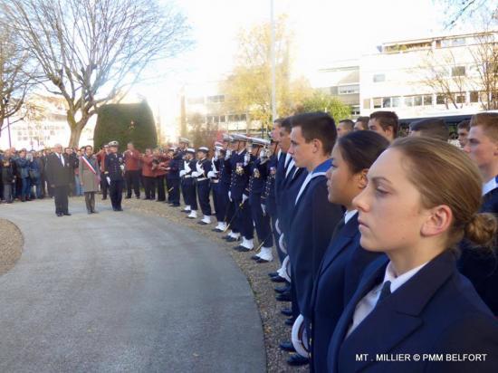 Cérémonie des Marins et 11 novembre