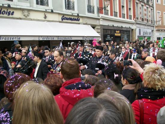 Carnaval, Mulhouse