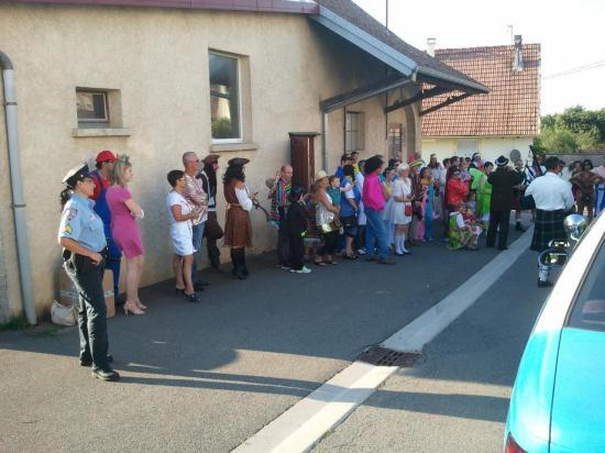 Départ en retraite - Montbouton