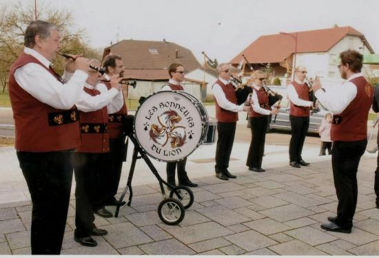 AG des anciens marins - Montreux-Château
