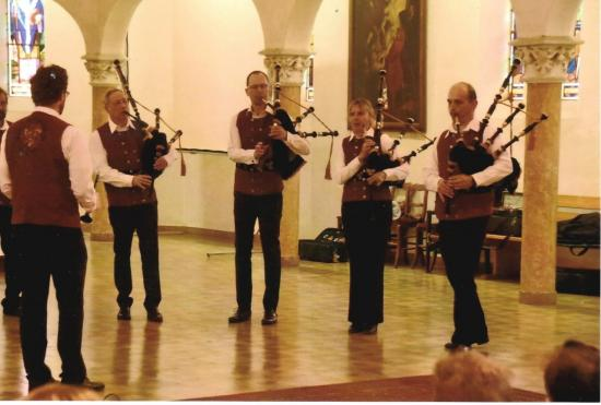 Concert Eglise Ste Odile - Belfort