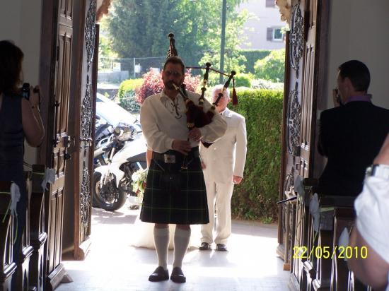 Mariage Anjoutey