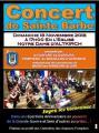 18-11-2018 Concert avec La Fanfare du Battaillon de Sapeurs Pompiers d'Altkirch