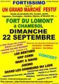 22-09-2013 Marché festif - Chamesol