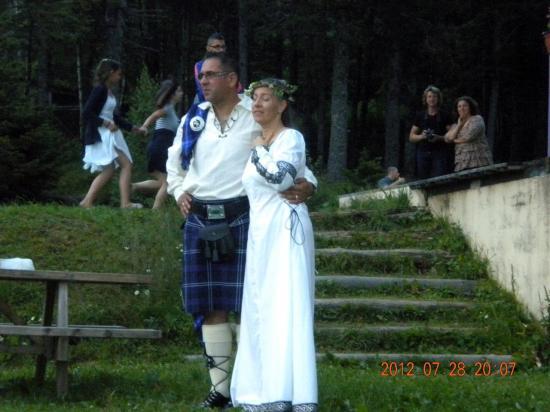 Mariage Ballon d'Alsace