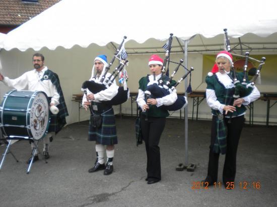 Marché de Noël - Phaffans