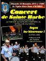 22-11-2015 Concert avec les pompiers d'Altkirch