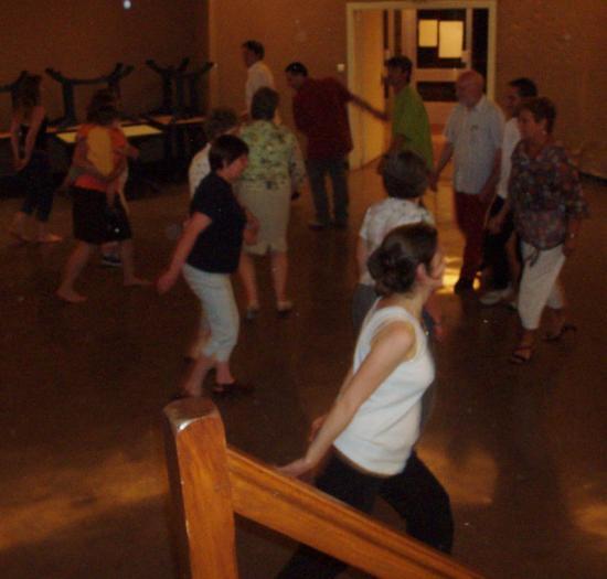Repas de fin d'année avec la section Danses bretonnes
