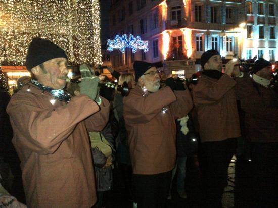 Marché de Noel - Montbéliard