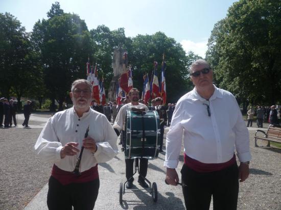 Cérémonie des Marins Anciens Combattants