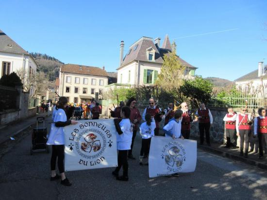 Foire aux Andouilles - Le Val d'Ajol