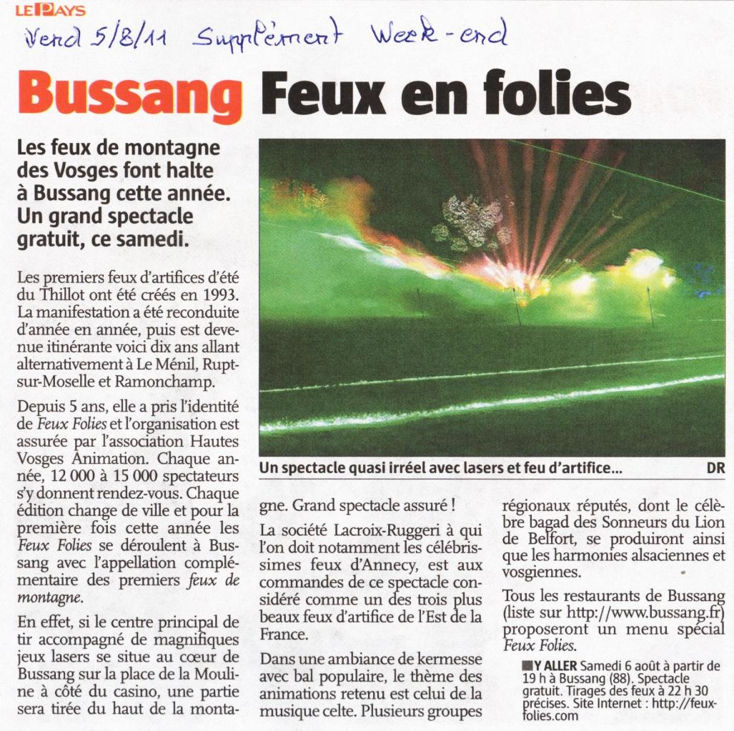 2011-08-05 LE PAYS