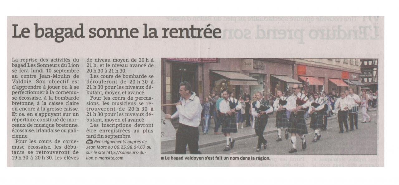 30-08-2012 L'Est Républicain